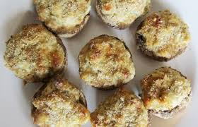 Thanksgiving Appetizers Easy Easy Stuffed Mushrooms Recipe U2013 Melanie Cooks