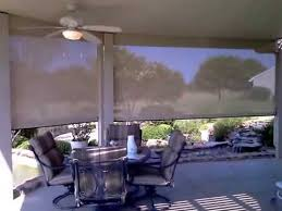 motorized retractable screens for patios porches screen rooms