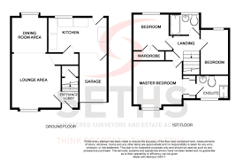 Althorp House Floor Plan by 3 Bed Town House For Sale In Hornbeam Close Oadby Leicester Le2
