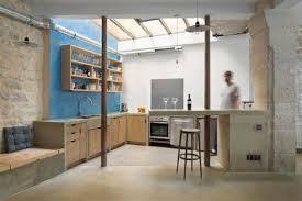 ouverture cuisine salon amazing ouverture mur cuisine salon 1 fen234tre dans cloison