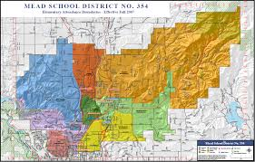 Spokane Map Our District U2013 About Us U2013 Mead District 354