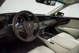 lexus ls 430 horsepower 2018 lexus ls first look review motor trend