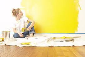 how to paint rooms different colors when the rooms run together
