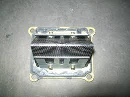 suzuki rm125 reed valve cage