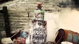 barnyard butcher spirit halloween moonshine barrel zombie spirit sneak peeks 2015 youtube