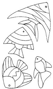 coloriage poisson a imprimer gratuit coloriage