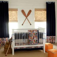 coastal crib bedding madras plaid beach themed bedding