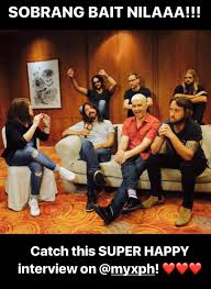 Foo Fighters Meme - myxclusive vj ai meets legendary rock band foo fighters myx