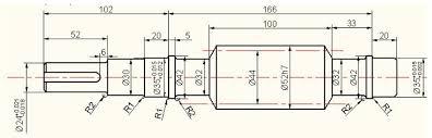 autocad tutorial autocad tutorial 2 stepped shaft autocad inventor