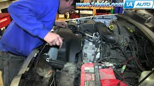 2006 jeep grand radiator how to install replace radiator cooling fan 2006 07 jeep liberty