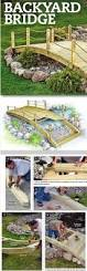backyard bridge plans outdoor plans and projects http