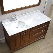 bathroom vanity with sink on right side bathroom vanity with sink on right side single vessel sink vanity