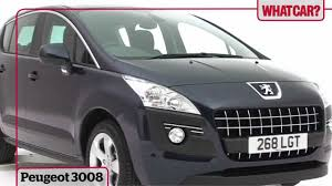 peugeot reviews peugeot 3008 review what car youtube