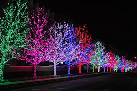 commercial led tree lights commercial holiday lighting bright holiday lighting