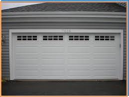 Colonial Windows Designs Garage Door Sensational Garage Door Styleows Images Design
