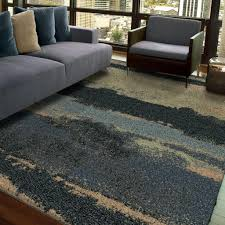 Olefin Rug Our Euphoria Cabell Gray Blue Area Rug Blends The Latest Home