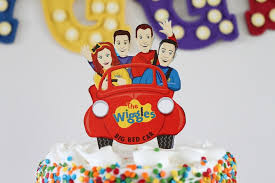 wiggles party by jen dixon birthday express