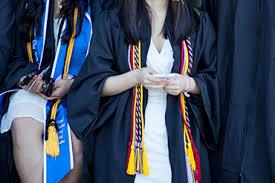 graduation cords cap and gown uw commencement