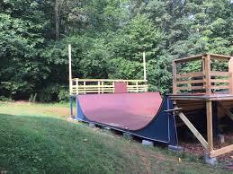 fundraiser by clark kirkman backyard ramp