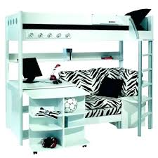 bunk beds with desk underneath loft bed desk best loft bed desk