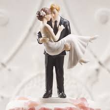 up cake topper swept up in his arms wedding cake topper wedding cake