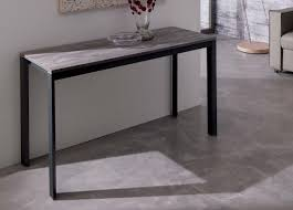 ozzio voila console dining table ozzio furniture at go modern london