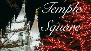 temple square lights 2017 schedule temple square choir christmas lights 2017 youtube