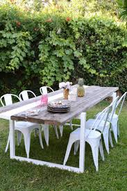 Saybrook Outdoor Furniture by Best 25 Modern Outdoor Dining Tables Ideas On Pinterest Modern