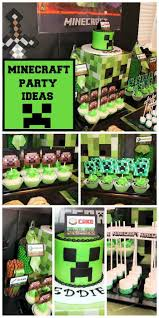 Capture The Flag Minecraft 85 Besten Minecraft Birthday Party Ideas Bilder Auf Pinterest