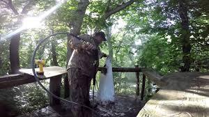 Deer Hide Tanning Companies Pressure Wash Deer Hide To Mount Youtube