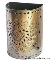 Mexican Sconces 30 Best Mexican Tin Lanterns Images On Pinterest Mexicans