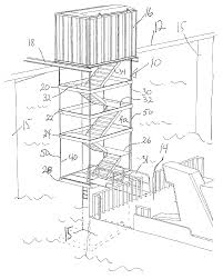 patent us20090100614 device for a gangway google patents