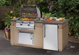 kitchen inspiring outdoor kitchen decoration using black wrought