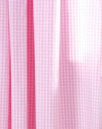 Pink Gingham Curtains Buy Pink Gingham Curtains 54s From Our Pencil Pleat Curtains Range