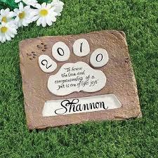 pet memorial garden stones 54 best loss of pet memorial images on pet memorials