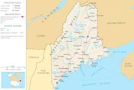 State Of Maine Map by Maine Ag Facts Beef2live