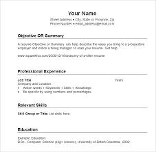 college resume format exles exle resume templates sle resume templates free sle
