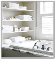 Bathroom Towel Storage Ideas by Bath Towel Storage Nujits Com
