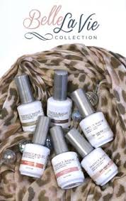 lechat perfect match dual set soak off gel polish and dare to wear