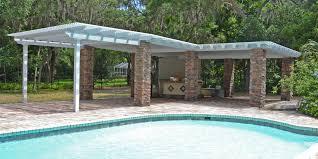 Backyard Rooms Ideas by Outdoor Living Photo Gallery U0026 Design Ideas Tampa Bay Area
