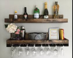 nifty wine glass wall shelf m21 in home decor inspirations with