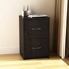 black wood filing cabinet 2 drawer black wood filing cabinets you ll love wayfair