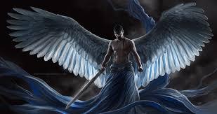 warrior angel hd wallpaper share on facebook wall makes me wanna