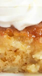 easy pineapple poke cake recipe pineapple upside poke cake