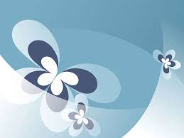 blue pattern butterfly templates for powerpoint presentations