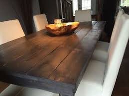 table cuisine en bois table de cuisine en bois de grange l40 in wonderful home interior