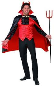 Halloween Costume Devil Devil Costume Male Yummy Costumes Cosplay Fantasy