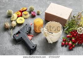 How To Make Floral Arrangements Ceramic Pot Stock Images Royalty Free Images U0026 Vectors Shutterstock