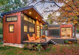 amplified tiny house lets musician homeowner rock out in great