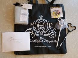 wedding goodie bags blogiversary giveaway 1 disney s fairy tale weddings goodie bag